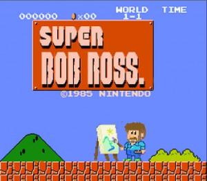 super bob ross