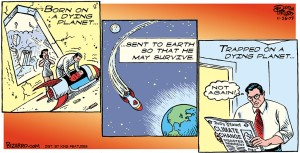 superman dyingplanet