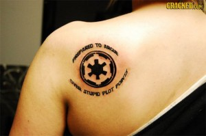 tattoo for argument