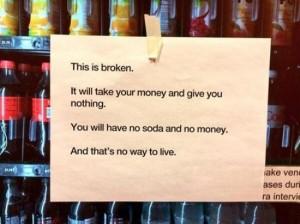 thatsnowaytolive vending
