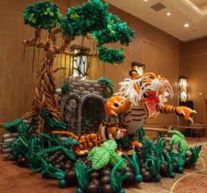 tiger bloon