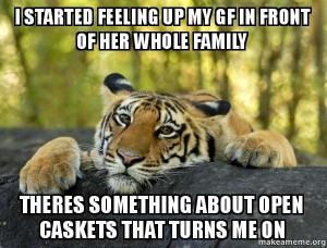 tiger feeling gf