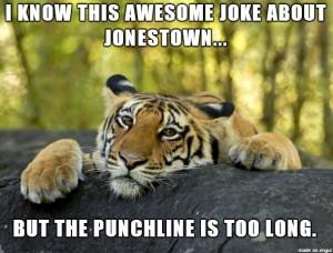 tiger punchline