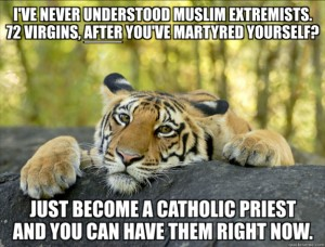 tiger virgins