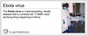 tldrw ebola