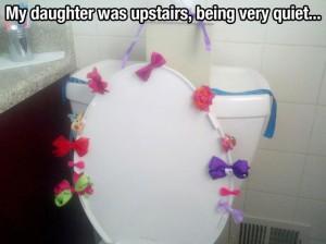 toiletribbons