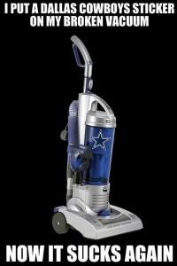 vacuum sticker