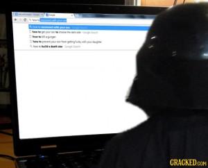 vader google