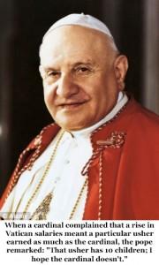 vatican salaries