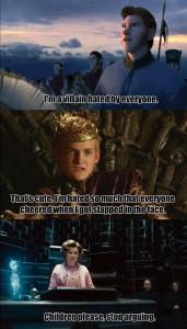 villain hatred