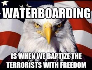 waterboarding baptism