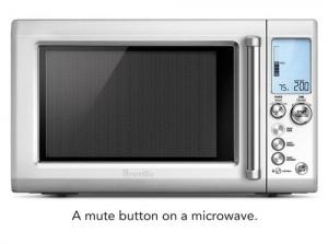 weneed microwave mute