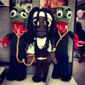 yarn michonne