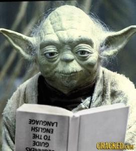 yoda english study