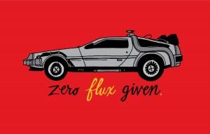 zero flux given